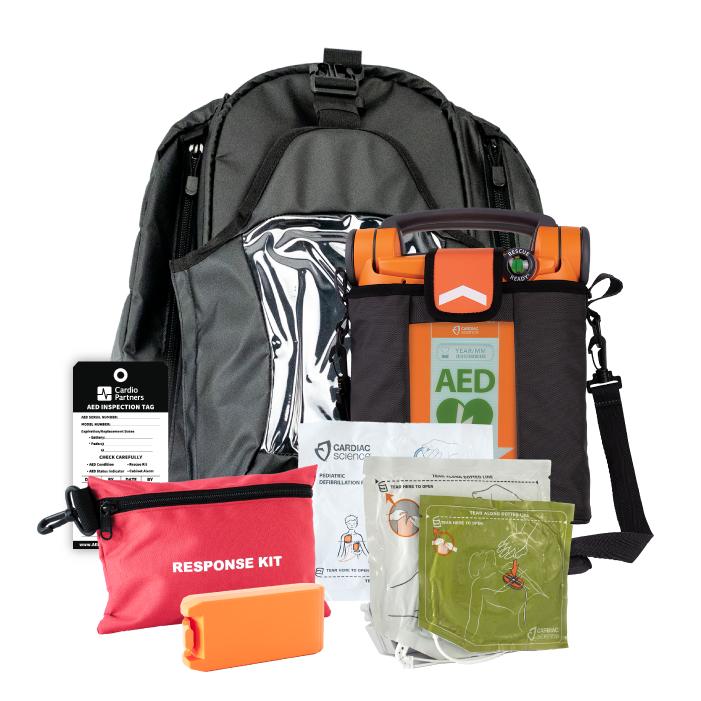 Cardiac Science Powerheart G5 Portable AED Package
