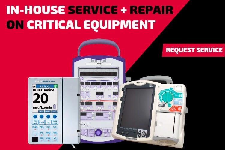 ventilator service and repair