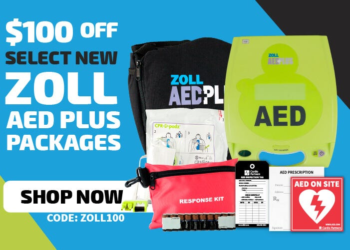 AED package deals